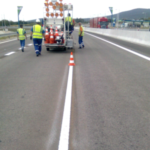 Industrial Steel Coatings & Road Marking Paints
