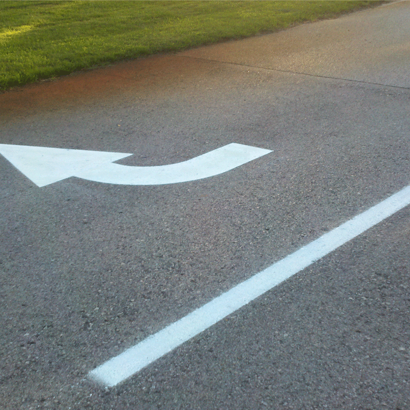 187 Road Marking Paint Solvent Based